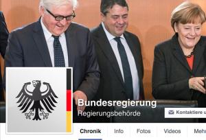 bundesregierung facebook